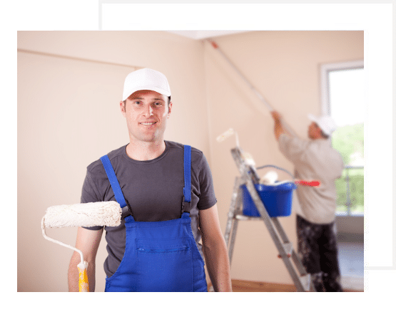 professional quality House Painters services in Broadstone